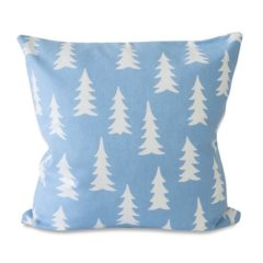 Gran cushion cover light blue