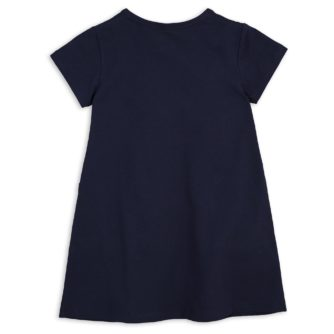 mini rodini basic dress navy