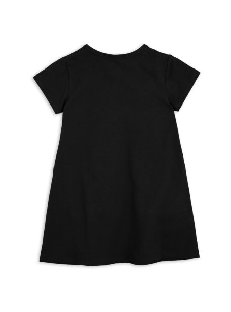 mini rodini basic dress black