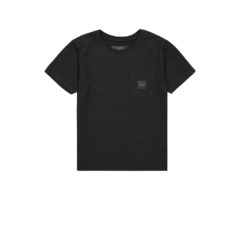 SQUARE POCKET T-SHIRT BLACK