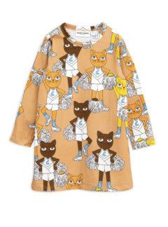 Beige Cheercats dress