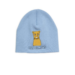 Light blue Cat campus patch hat