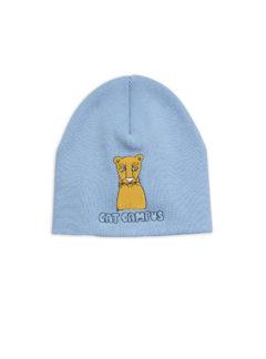 Light blue Cat campus patch hat
