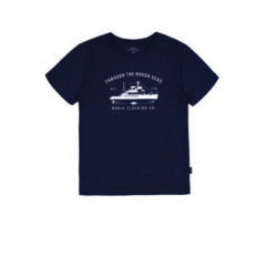HEADING T-SHIRT NAVY