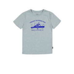 HEADING T-SHIRT GREY