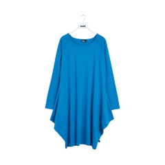 KANTO DRESS SOLID – Urban blue women
