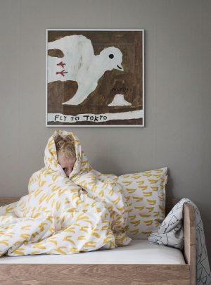RABBIT BED SET CRIB