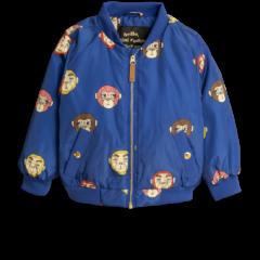 Monkey baseball jacket