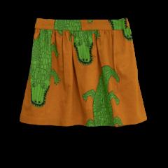 Crocco woven skirt – Drop 1
