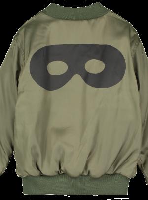 Bomber Jacket Olive