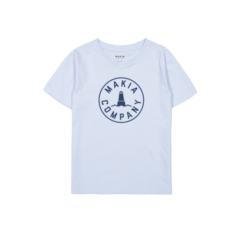 ASTERN T-SHIRT LIGHT BLUE