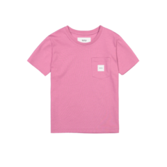 POCKET T-SHIRT MAUVE