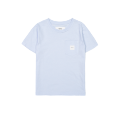 POCKET T-SHIRT LIGHT BLUE