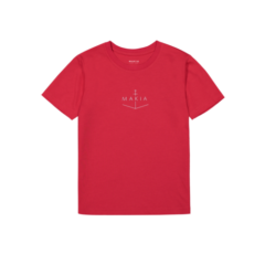 NOTCH T-SHIRT RED
