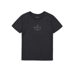 NOTCH T-SHIRT BLACK