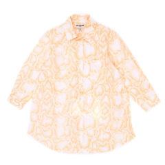 SIERRA SHIRT DRESS Snake pink