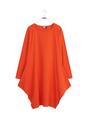 KANTO DRESS SOLID JERSEY
