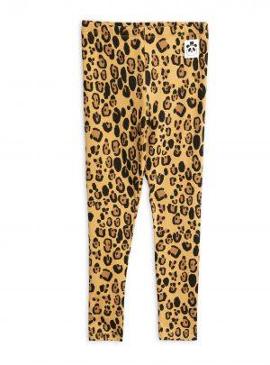 Basic leopard leggings