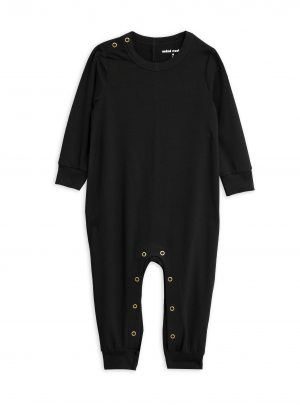 Basic jumpsuit BLACK
