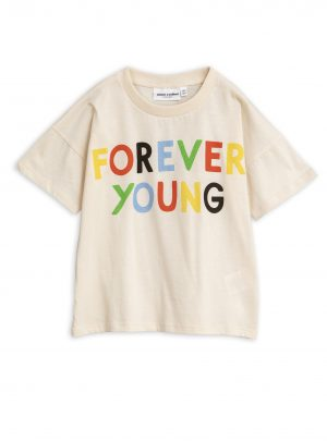 Forever young sp tee OFFWHITE