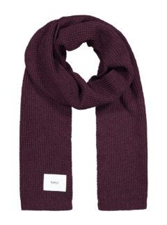 Snug scarf, Wine
