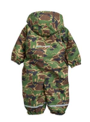 Alaska camo baby overall