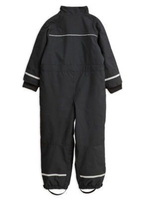 Snowracing overall black