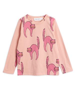 Catz ls tee pink