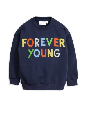 Forever young sp sweatshirt NAVY