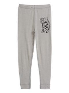 Tiger sp wool leggings grey