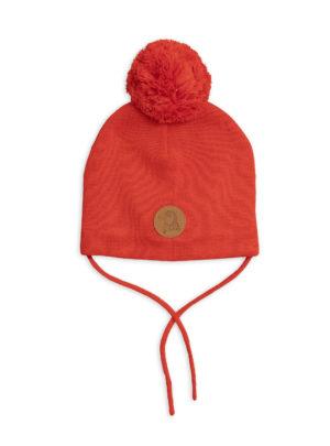 Penguin hat red