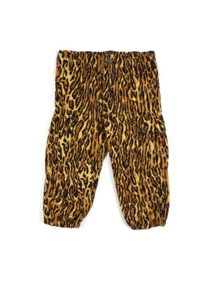 BRANDON MILITARY PANTS Leopard
