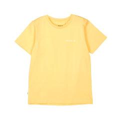 Trim t-shirt Yellow
