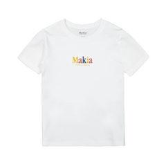Strait t-shirt White