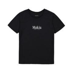 Strait t-shirt Black