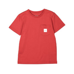 Pocket t-shirt Red