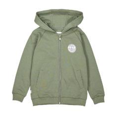 Esker hooded sweatshirt Olive