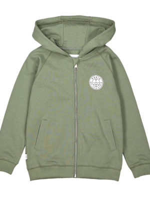 Esker hooded sweatshirt Olive