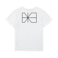 Trim T-Shirt white