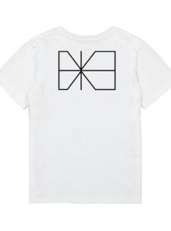 Trim T-Shirt white