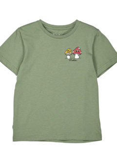 Spor T-Shirt Olive