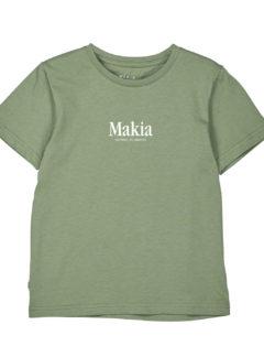 Strait T-Shirt Olive