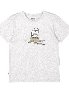 Timber t-shirt LIGHT GREY