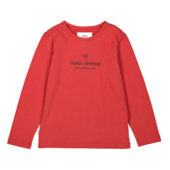 Horizon Long Sleeve red