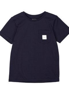 Pocket t-shirt DARK BLUE