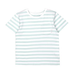Verkstad t-shirt MINT WHITE