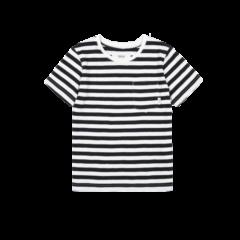 Verkstad T-Shirt black/white