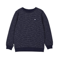 Baxter sweatshirt Dark Navy