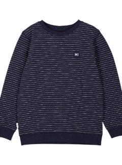 Baxter sweatshirt Dark Navy