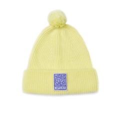 LUCY BEANIE Yellow